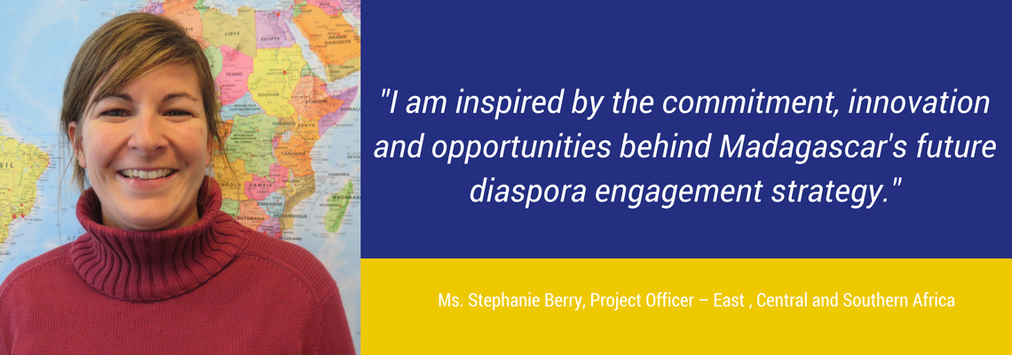 Quote from Ms Stephanie Berry